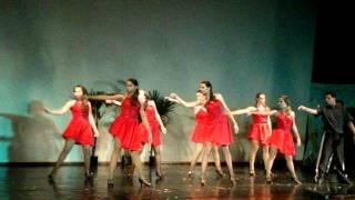 Ballet municipal de Conchal 11/12/11 - Ballet moderno.
