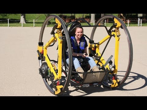 5 Most Extreme Wheelchairs Ever Made