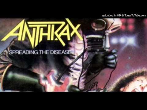 Anthrax - Medusa [Slowed 25% to 33 1/3 RPM]