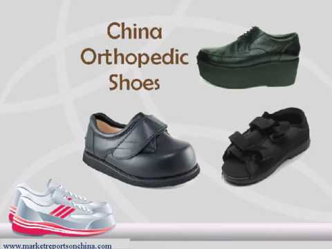 China Orthopedic Shoes Sales Market Report