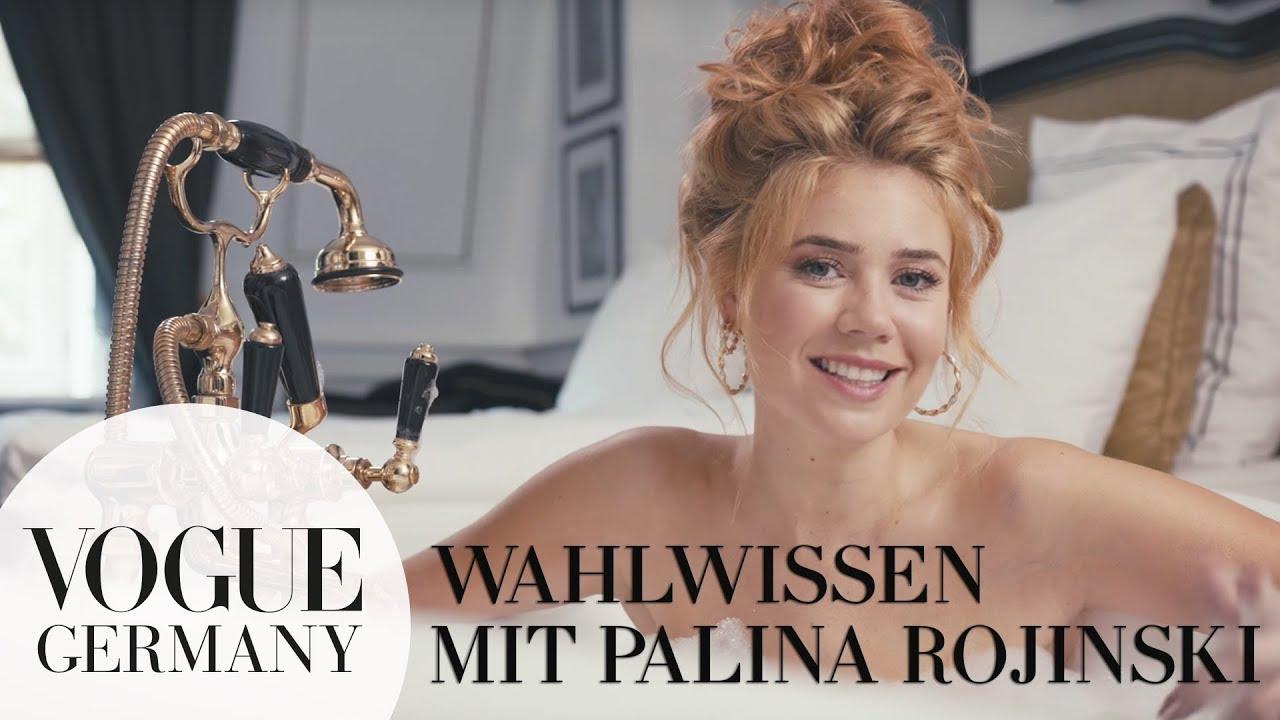 Palina Rojinski Circus Halligalli Speed Hookup