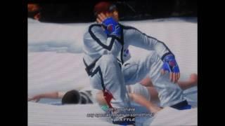 Tekken 6 Asuka Ryona 2