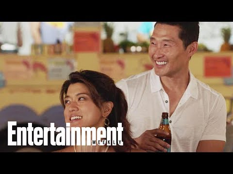 Hawaii Five0: Grace Park, Daniel Dae Kim Exit Ahead Of Season 8   Flash  Entertainment Weekly