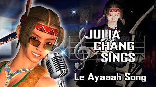 🎵 [MAD Remix] Julia Chang sings her theme song (Tekken 3)