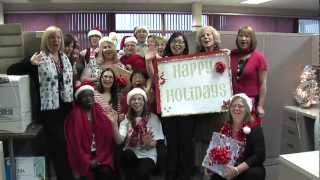 Happy holidays from London Health Sciences Centre!