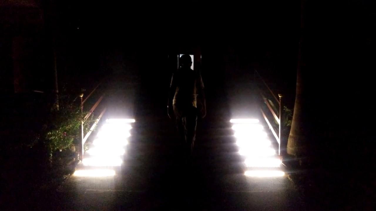 Night light using arduino - Automatic Stair Light Using Arduino And Solar Energy