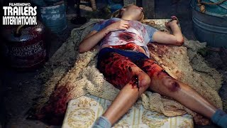 CABIN FEVER ft. Gage Golightly | International Trailer [Horror] HD