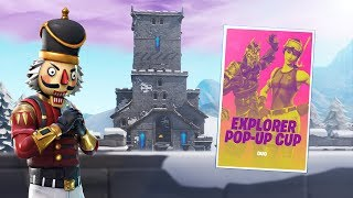 CRACKSHOT PE SHOP ! JUCAM LA POP-UP CUP MAI TARZIU ! - FORTNITE ROMANIA