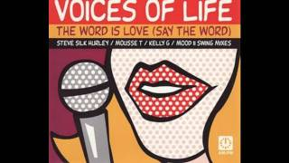 The Word Is Love (Say The Word) (Steve