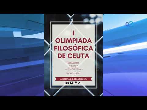 Miguel Camacho y Leire Guerrero ganadores de la I Olimpiada de Filosofia