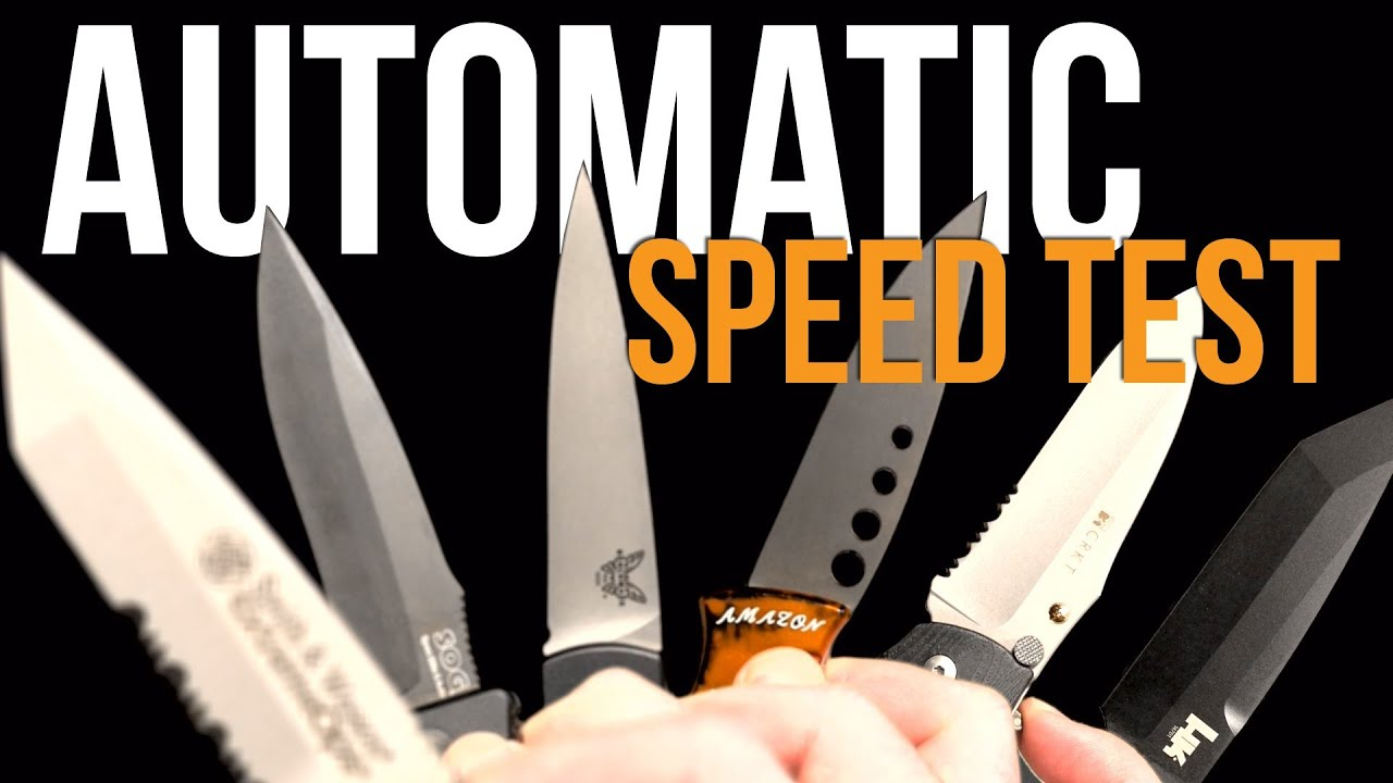 Automatic Knives - Shop 2,400+ Switchblade Knives | Blade HQ