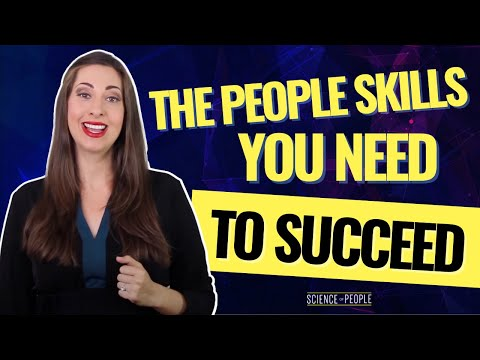 10 Essential People Skills You Need to Succeed
