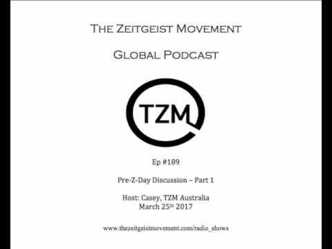 TZM global radio: Ep 189 Pre ZDAY 2017 discussion part one