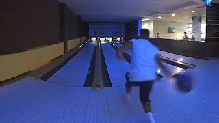 England's Jesse Lingard Attempts To Beat His Bowling Record Of 178