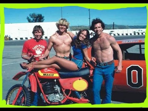 Maico Motorcycles / Dirtbikes in Movies and TV Shows!  (Short Documentary)