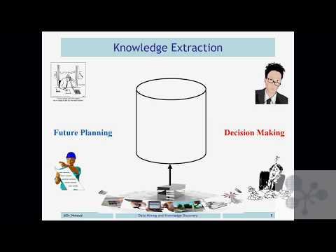 Data Mining And Knowledge Discovery - د. حمود الدوسري