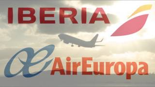 Iberia y Air Europa pelean por Latinoamérica.