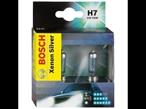 Bosch xenon silver h7