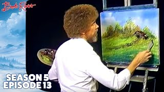 Bob Ross - Meadow Stream (Season 5 Episode 13)