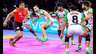 U Mumba vs Patna Pirates - Pro Kabaddi 2019 HIGHLIGHTS [Hindi]