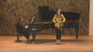 Jean Sibelius - Bollspelet (Céline Akçağ, Rebeka Stojkoska)
