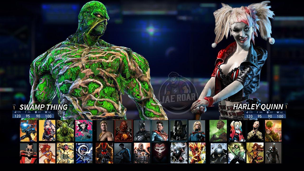 Gambar terkait dari Game Injustice 2