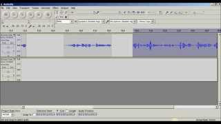 How To Split Your Recording And Move Sections Around In Audacity