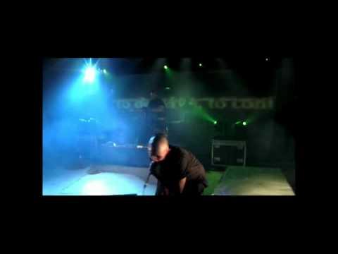 Hocico - Odio en el alma - A Traves De Mundos Que Arden - HD HQ  - Live from Germany