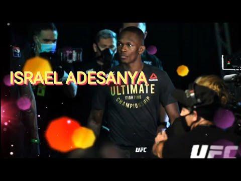Israel Adesanya UFC 253 Walkout Song.