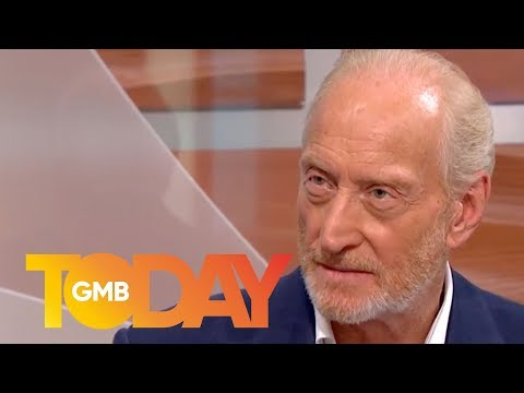 Charles Dance Discusses His Colourful Career | GMB Today