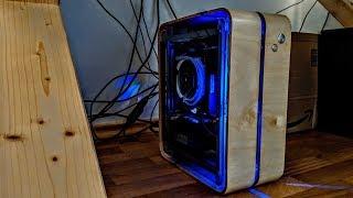 2900€ HOLZ PC