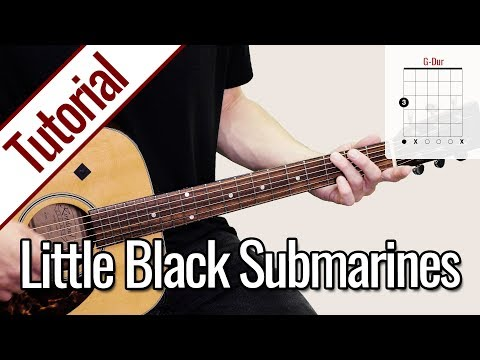 Little Black Submarines Chords And Lyrics Download Mp3 (17.41 MB ...
