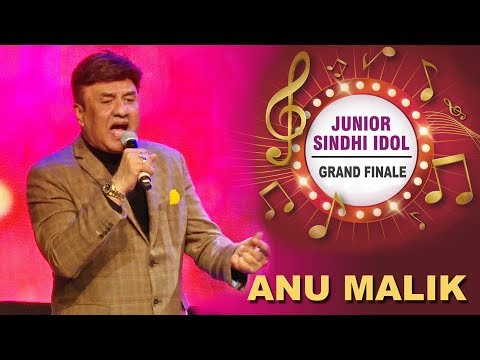 Junior Sindhi IDOL - Anu Malik on stage - Part 1