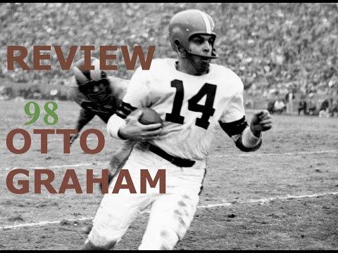 Otto Graham 98  SB Legend review madden 15