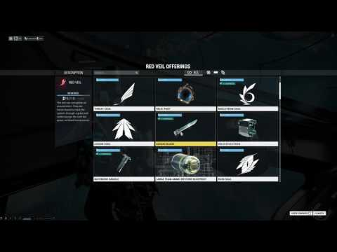 Warframe AXI N3 Relic in seconds