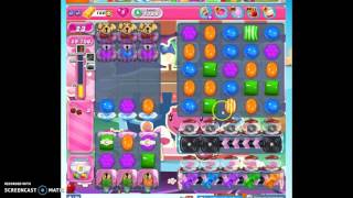 Candy Crush Level 1188 help w/audio tips, hints, tricks