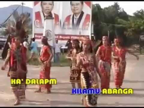 ADI'A Lagu Dayak - Kalimantan Barat (nana'HD)