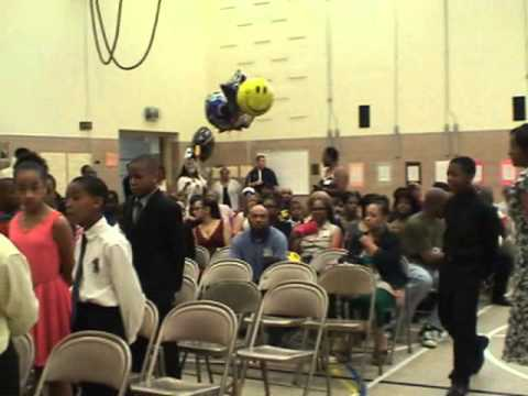 Hebbville Elementary School's Fifth Grade Farewell 2013
