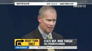 GOP Turzai : Voter ID allows Romney to win PA