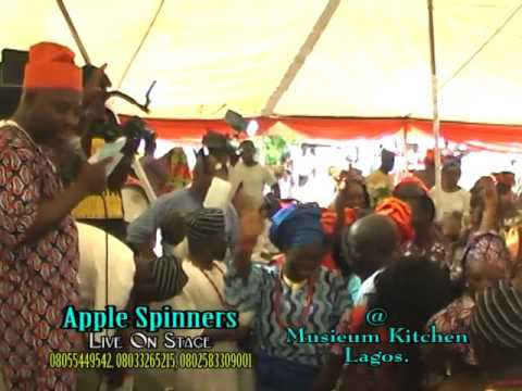 Apple Spinners Live at Museum Kitchen Lagos part 3