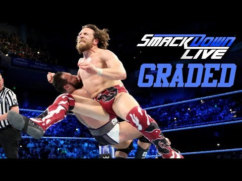 WWE SmackDown Live: GRADED (8 May)