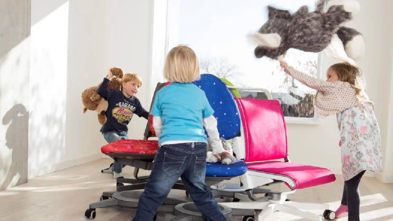 Moll Maximo Childrenu0027s Chair   FineBack Furniture   YouTube