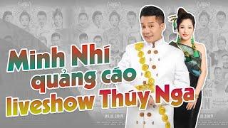 Minh Nhí Quảng Cáo Liveshow Thúy Nga | Thúy Nga Official