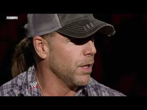 HBK recalls the events leading into the Montreal Screw Job