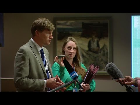United Kingdom on the situation in Burundi - Security Council Media Stakeout (9 August 2018)