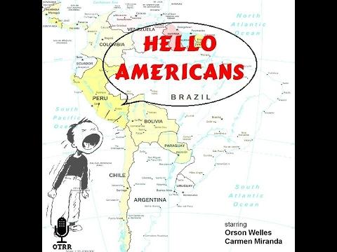Hello Americans - Ritmos de las Americas No. 1
