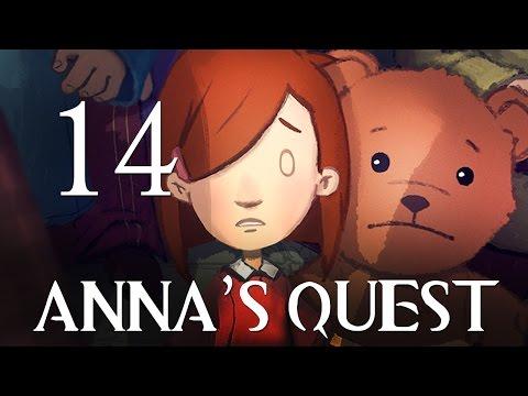 Annas Quest - Прохождение игры на русском