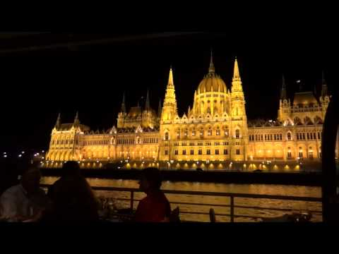 Legenda Cruises on the Danube, Budapest