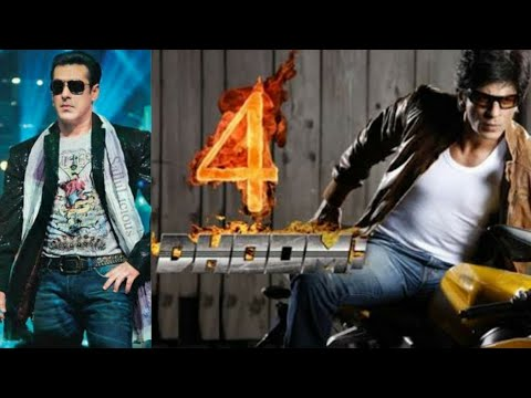 Salman Khan Replaced By Shahrukh Khan As Villain In DHOOM 4 | Bollywood Latest News