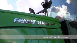 Fendt 1050 tractor test